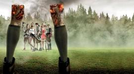 The Zombie Apocalypse Wallpaper Background