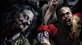 The Zombie Apocalypse Wallpaper HD
