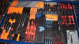 Tools Box Wallpaper