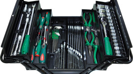 Tools Box Wallpaper HD