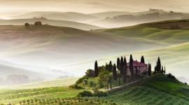 Tuscany Desktop Wallpaper For PC
