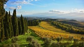 Tuscany Desktop Wallpaper HD