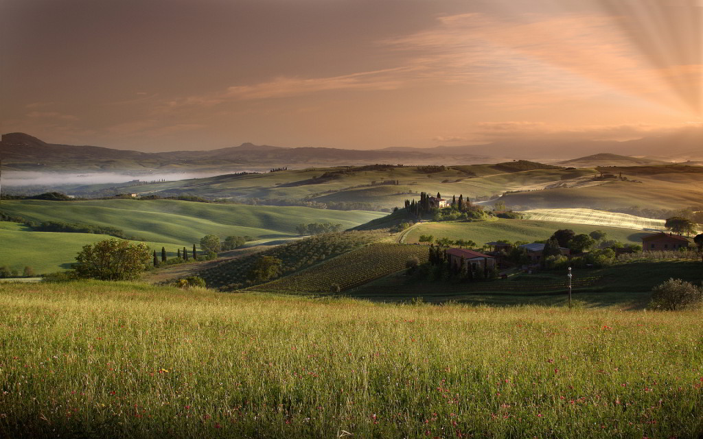 Tuscany wallpapers HD