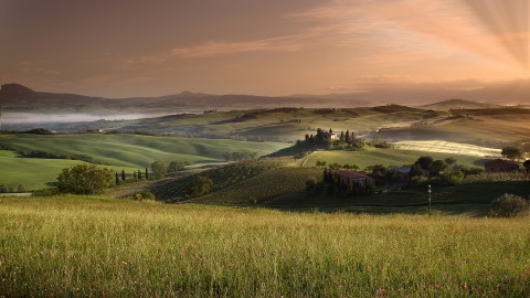 Tuscany wallpapers high quality
