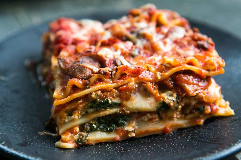Veggie Lasagna wallpapers HD
