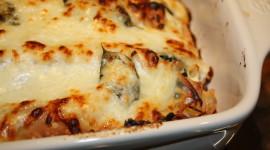 Veggie Lasagna Wallpaper Background