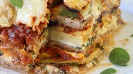 Veggie Lasagna Wallpaper For IPhone 6 Download