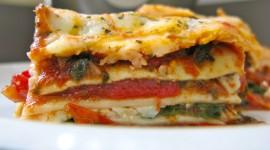Veggie Lasagna Wallpaper Full HD
