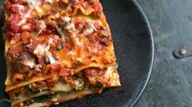 Veggie Lasagna Wallpaper HD