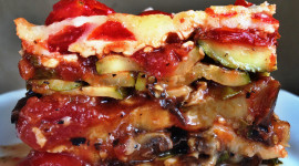 Veggie Lasagna Wallpaper HQ
