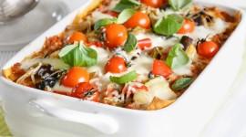 Veggie Lasagna Wallpaper High Definition