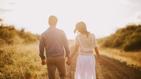 Walking Couples wallpapers high quality