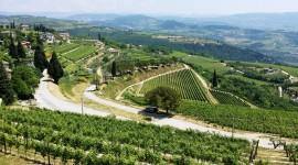 Winery In Italy Desktop Wallpaper HD