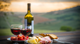 Winery In Italy Wallpaper 1080p