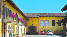 Winery In Italy Wallpaper