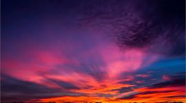 Winter Sunset Wallpaper Gallery
