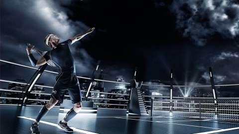 4K Man Tennis wallpapers high quality