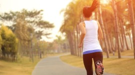 4K Sports Running Photo