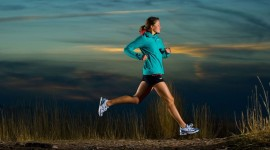 4K Sports Running Wallpaper Gallery