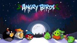 Angry Birds Frame Aircraft Picture