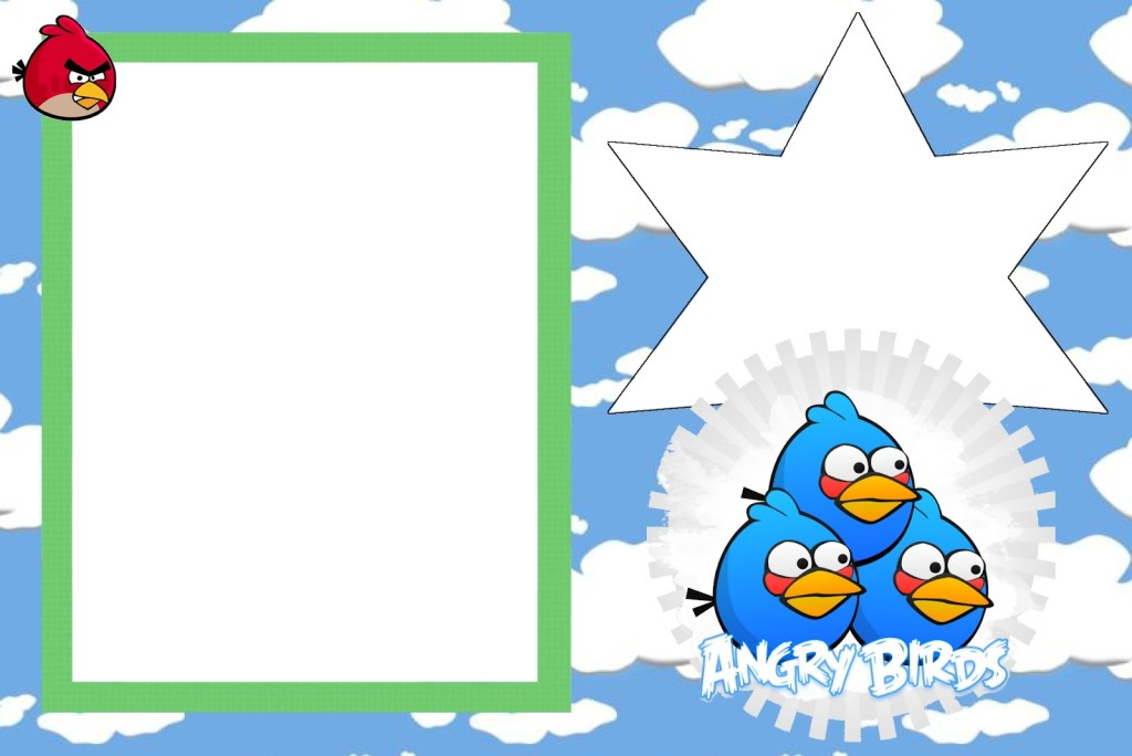 Angry Birds Frame wallpapers HD
