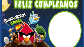 Angry Birds Frame Wallpaper HQ