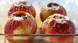 Baked Apples Photo Free