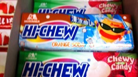 Chewing Candy Wallpaper For IPhone Free