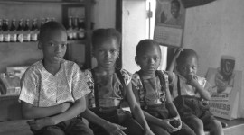 Children Of Africa Aircraft Picture