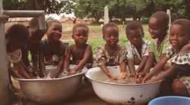Children Of Africa Desktop Wallpaper