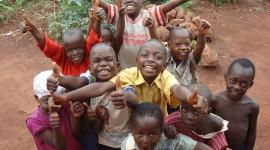 Children Of Africa Wallpaper