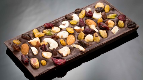 Chocolate With Nuts wallpapers high quality