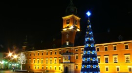 Christmas In Poland Desktop Wallpaper HD