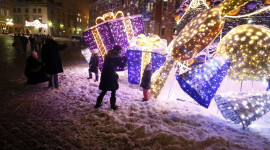 Christmas In Poland Wallpaper Download Free