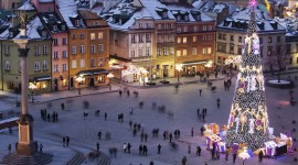 Christmas In Poland Wallpaper HD