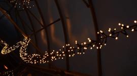 Christmas Lights Wallpaper Free