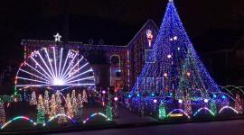 Christmas Lights Wallpaper Full HD