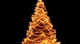 Christmas Lights Wallpaper HQ