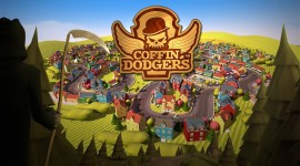 Coffin Dodgers Desktop Wallpaper HD