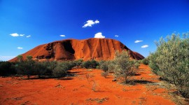Deserts In Australia Desktop Wallpaper Free