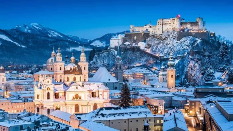 European Winter wallpapers high quality