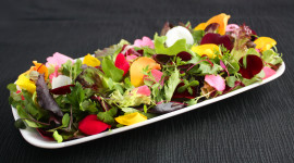 Food From Flowers Image