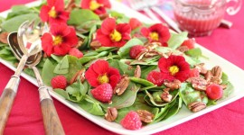 Food From Flowers Photo