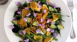 Food From Flowers Wallpaper Full HD