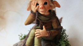 Forest Gnomes Wallpaper For IPhone