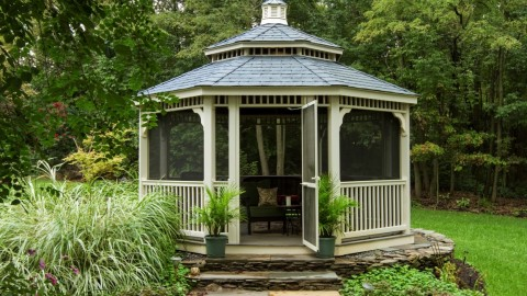 Gazebo wallpapers high quality