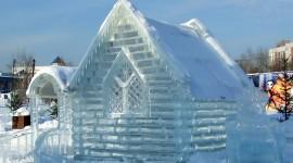 House Of Snow Photo
