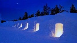 House Of Snow Photo Download