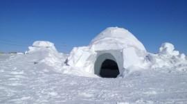 House Of Snow Wallpaper Full HD