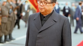 Kim Il Sung Wallpaper For IPhone